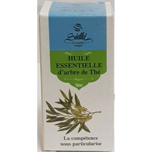 Tea-Tree öljy 10 ml lasipullo